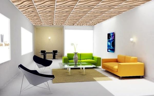 طرح های جدید سقف کاذب کناف