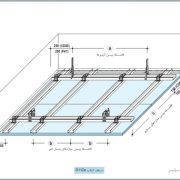 انواع سقف کاذب کناف