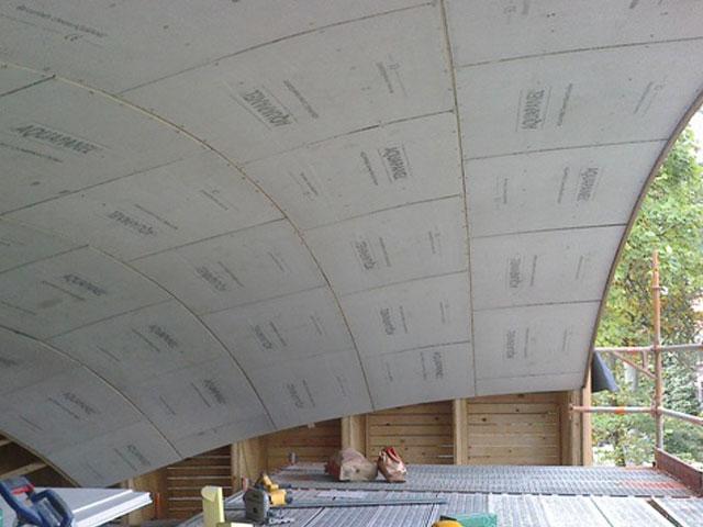 دیوار داخلی کناف اکواپنل aquapanel