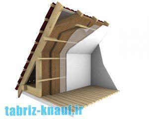 عایق کاری سقف