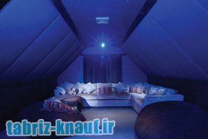 سقف زیر شیرانی
