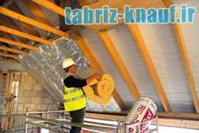 اجرای سقف کاذب زیر شیروانی