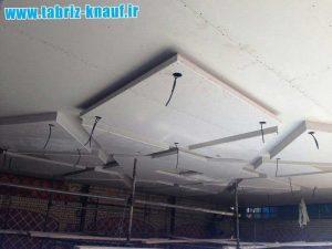 سقف کاذب کناف رستوران