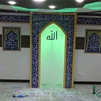 اجرای کناف مسجد و حسینیه
