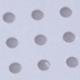 تایل گچی آکوستیک پانچ دایره ای (۱۸-۸) رنگ شده(سفید)با فلیس سفید
