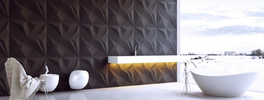 10 دلیل برای نصب دیوار پوش سه بعدی