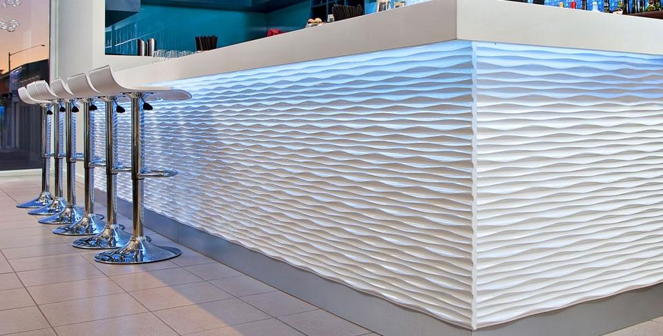 قیمت پنل سه بعدی دکوراتیو