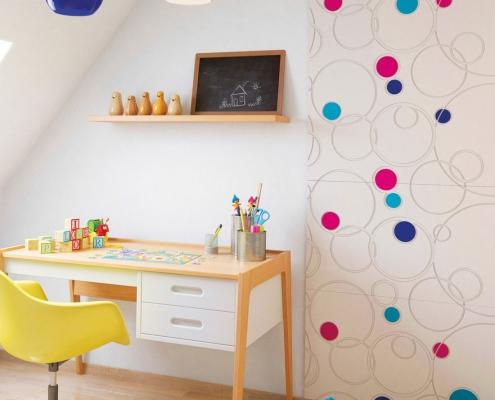 دیوارپوش سه بعدی و ایده های جدید