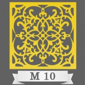 تایل سقفی دکوراتیو کد M10