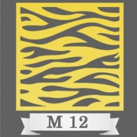 تایل سقفی دکوراتیو کد M12