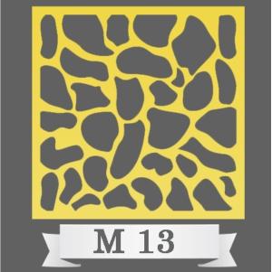 تایل سقفی دکوراتیو کد M13