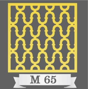 تایل سقفی دکوراتیو M65