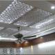 سقف cnc اتاق پذیرایی