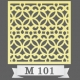 تایل سقفی دکوراتیو M101