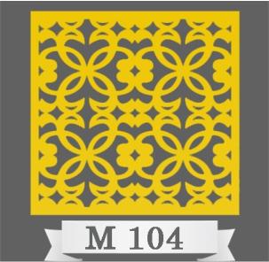 تایل سقفی دکوراتیو M104
