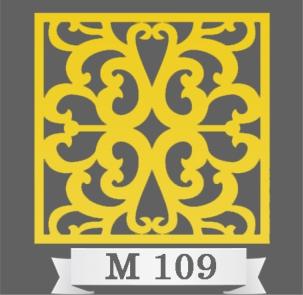 تایل سقفی دکوراتیو M109