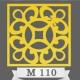 تایل سقفی دکوراتیو M110