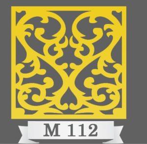 تایل سقفی دکوراتیو M112