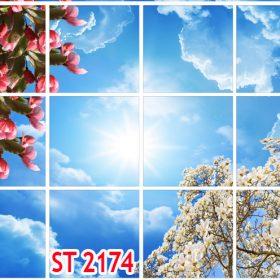 تایل اسمان مجازی st 2174