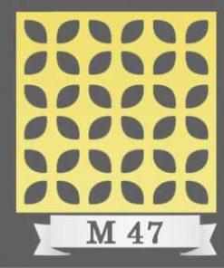 تایل سقفی دکوراتیو M47