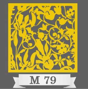 تایل سقفی دکوراتیو M79