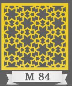 تایل سقفی دکوراتیو M84