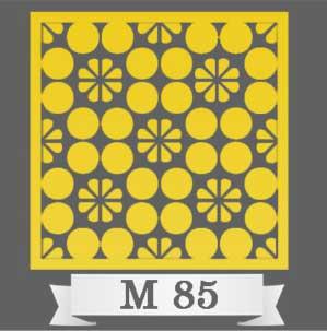 تایل سقفی دکوراتیو M85