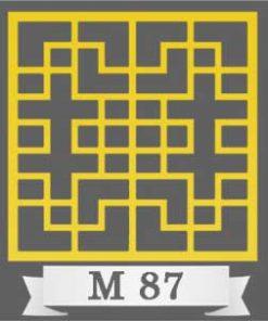 تایل سقفی دکوراتیو M87