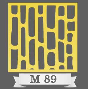 تایل سقفی دکوراتیو M89